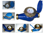 Magnetic Drive Residential Water Meter , 1 1/2 Inch Pulsed Water Meter, LXSG-32E