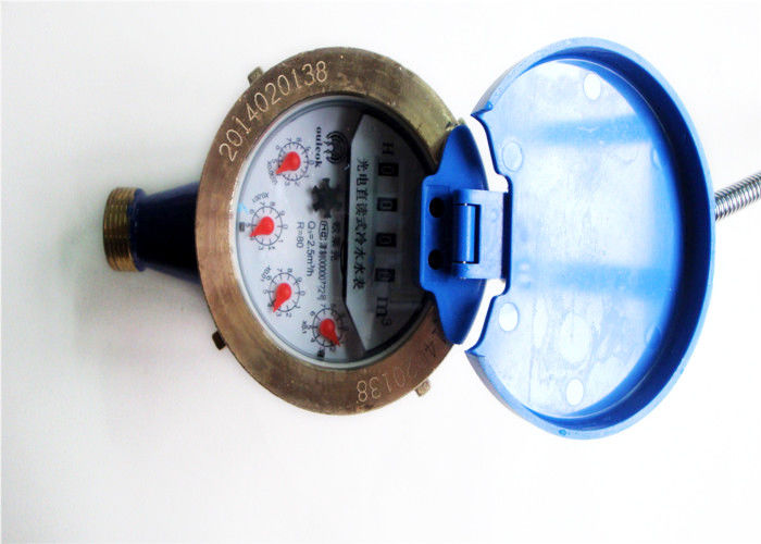 Hot Ningbo Remote Read Water Meter Photoelectric With Multi Jet