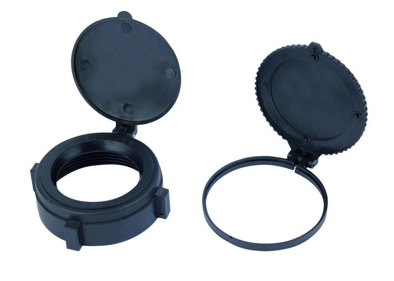 Residential ABS Water Meter Accessories, Plastic Water Meter Cover DN15mm - 50mm