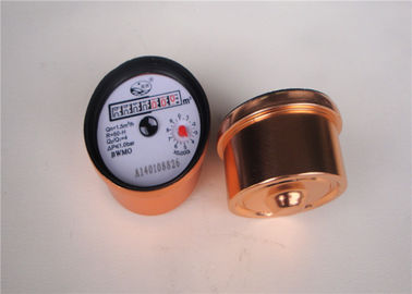 China Super Dry 15mm Cold Water Meter Small Brass 7 Digits with 1 Needle, LXSG-15G distributor