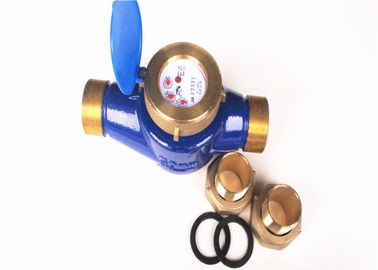 China 2 Inch Electric Cold Water Meter Dry Dial Type With BSP Thread LXSG-50E distributor