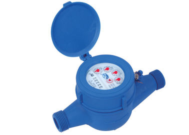 China Plastic Nylon Multi Jet Water Meter distributor