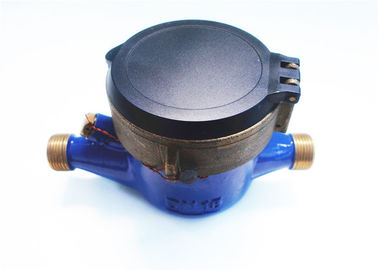 China Horizontal Dry Dial Water Meter , Piston Cold House Water Meter, LXH-15A factory